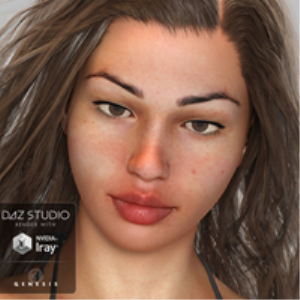oxana for genesis 3 female