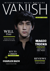 Vanish Magic Magazine 35 | eBooks | Entertainment