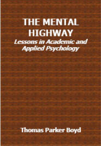 The Mental Highway by Thomas Parker Boyd | eBooks | Self Help