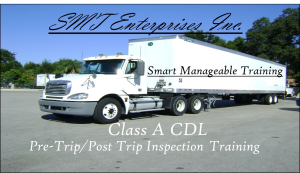 SMT Class A Pre-Trip Inspection Manual | eBooks | Education