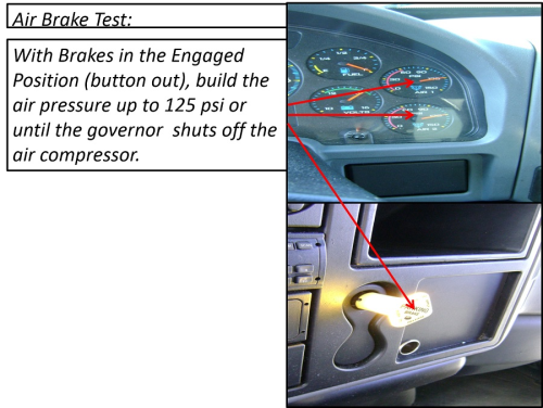 Fourth Additional product image for - SMT Class B Pre-Trip Inspection Manual