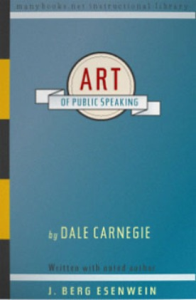 The Art of Public Speaking by Dale Carnegie | eBooks | Self Help