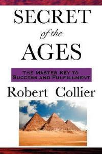 The Secret of the Ages by Robert Collier | eBooks | Self Help