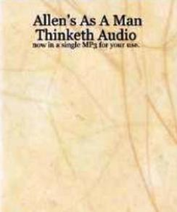 as a man thinketh (audiobook) by james allen