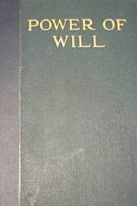 Power of Will by Frank C. Haddock | eBooks | Self Help