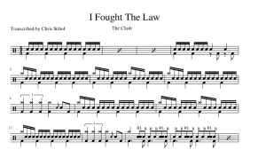 I Fought the Law | Music | Rock