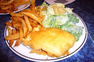 fish and chips recepie