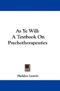 As Ye Will by Sheldon Leavitt | eBooks | Self Help