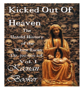 kicked out of heaven vol. i paperback only with signature