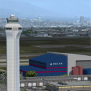 Salt Lake City Int - P3dv4   .Bin 3 | Software | Games