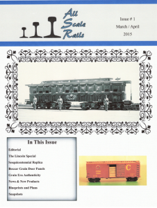 All Scale Rails Issue #1 March April 2015 | eBooks | Magazines