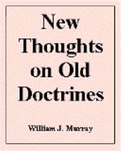 New Thoughts on Old Doctrines by W. John Murray | eBooks | Self Help