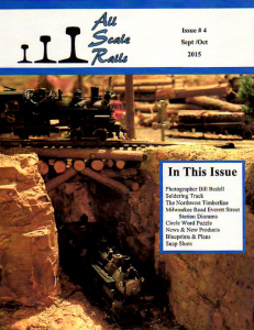 all scale rails issue #4 september / october 2015