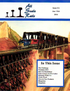 all scale rails issue #6 january / february 2016