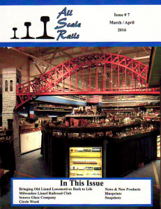 All Scale Rails Issue #7 March / April 2016 | eBooks | Magazines