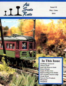 All Scale Rails Issue #8 May / June 2016 | eBooks | Magazines