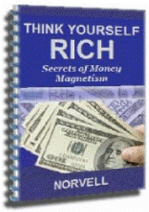 Think Yourself Rich by Anthony Norvell | eBooks | Self Help