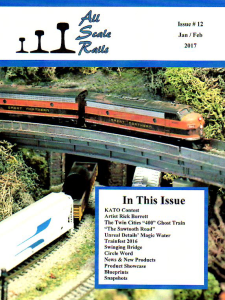 all scale rails issue #12 january / february 2017
