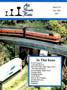 All Scale Rails Issue #12 January / February 2017 | eBooks | Magazines