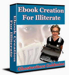 Ebook Creation For Illiterate | eBooks | Business and Money