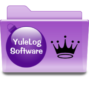 yulelog 2017 hallmark for mac