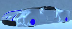 unity 5 - u-ture ato (future supercar)