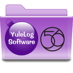 yulelog 2017 dept. 56 for windows update
