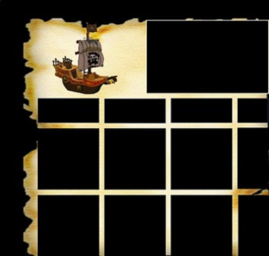 Pirate Calendar | Other Files | Patterns and Templates