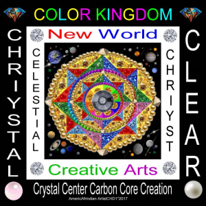 Color Kingdom Chriystal Black Diamond | Photos and Images | Digital Art