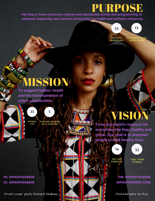 First Additional product image for - Phresh Start Magazine