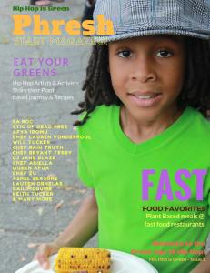 phresh start magazine