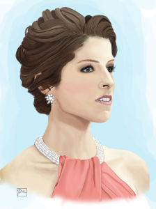 anna kendrick portrait