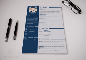 Professional resume template + cover letter | Documents and Forms | Resumes