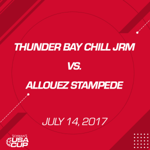 Boys U16 A Flight: Thunder Bay Chill JRM V. Allouez Stampede   Movies and Videos   Sports