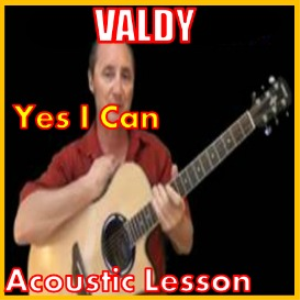 Learn to play Yes I Can by Valdy | Movies and Videos | Educational