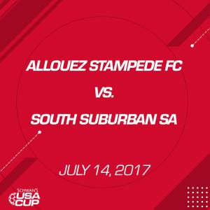 Boys U13 A-Flight: Allouez Stampede FC V. South Suburban SA 20045   Movies and Videos   Sports