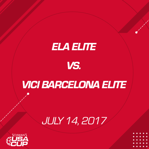 First Additional product image for - Boys U14 A-Flight: Ela Elite V. Vici Barcelona Elite