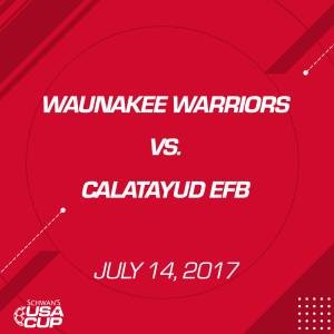 Girls U19 A-Flight Waunakee Warriors 20G1223 V. Calatayud EFB 20G0625 | Movies and Videos | Sports
