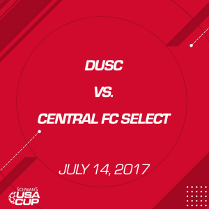 Girls U19 A-Flight DUSC 20G1184 V. Central FC Select 20G1306 | Movies and Videos | Sports
