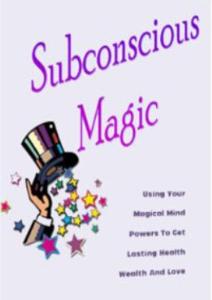 Subconscious Magic by Enigma Valdez | eBooks | Self Help
