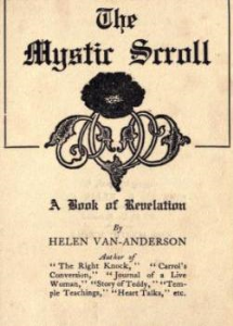 The Mystic Scroll: A Book of Revelation by Helen Van Anderson | eBooks | Self Help
