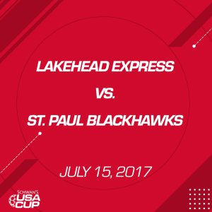 Girls U13: Lakehead Express V. St. Paul Blackhawks   Movies and Videos   Sports