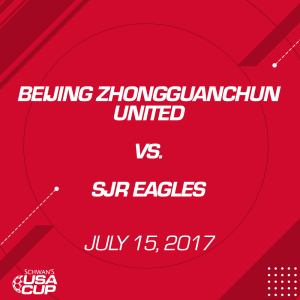 boys u13: beijing zhongguanchun united v. sjr eagles