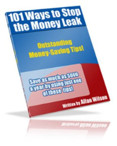 101 Ways to Stop the Money Leak by Allan Wilson | eBooks | Self Help