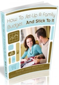 How to Setup a Family Budget...And Stick to It by Zhao | eBooks | Self Help