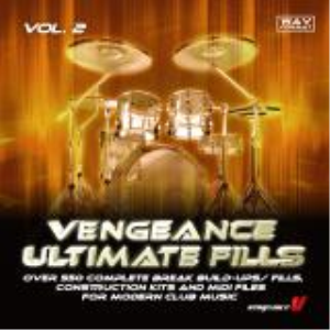 Vengeance Ultimate Fills Vol 2 | Software | Add-Ons and Plug-ins