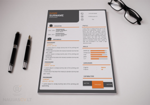 Resume template + cover letter | Documents and Forms | Resumes