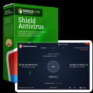 shield antivirus- 12 months license