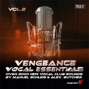 vengeance vocal essentials vol.2