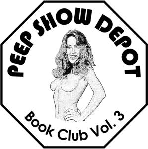 peep show depot book club vol. 3